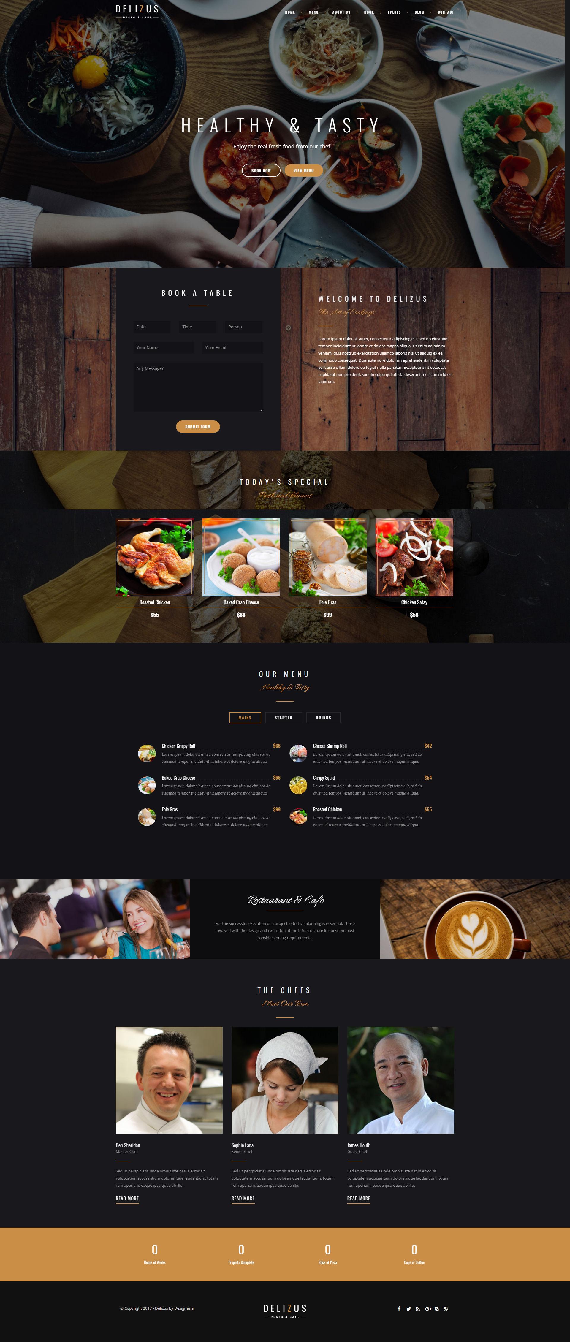 Bar/Restauracja Delizus