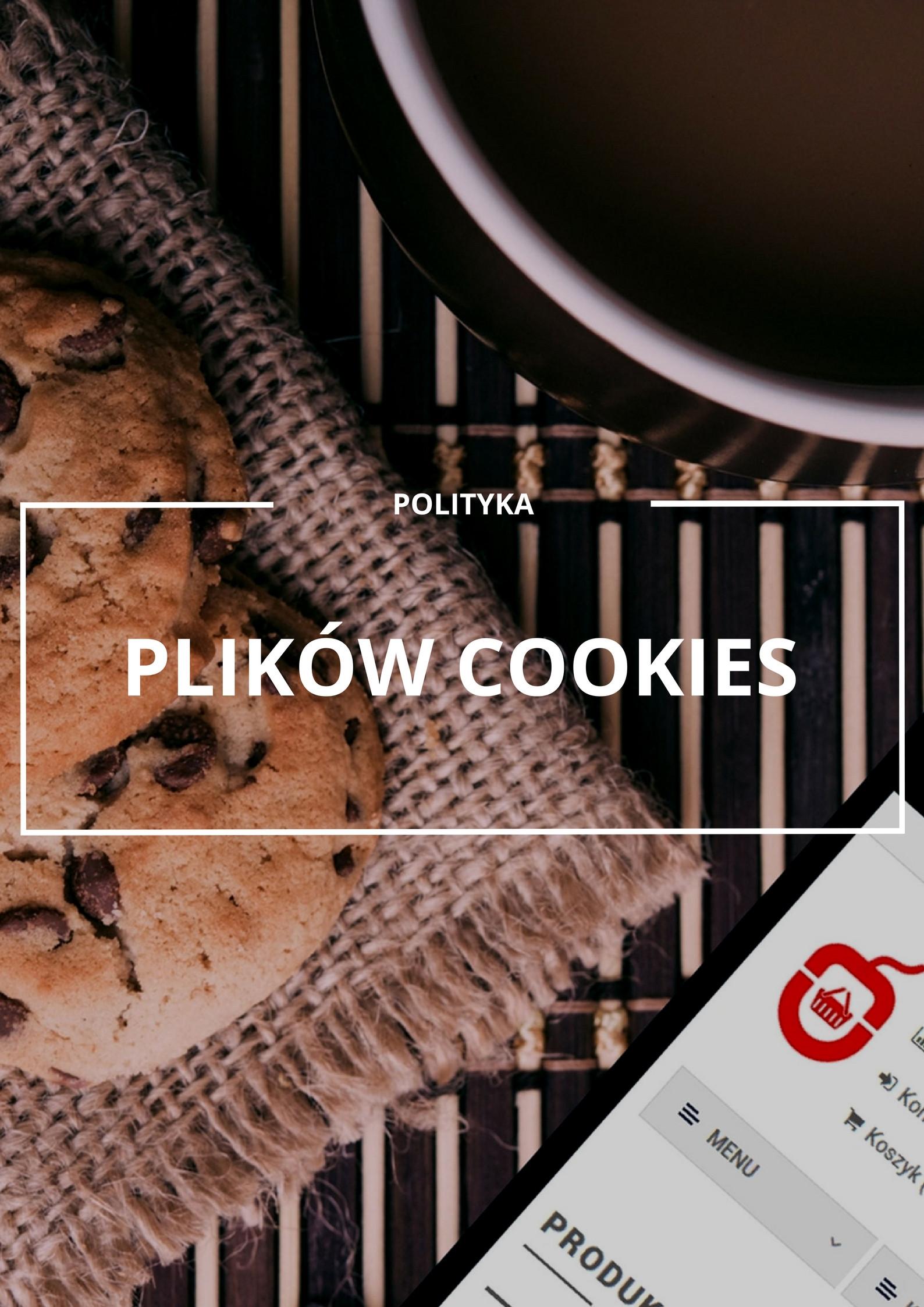 Polityka plików cookies