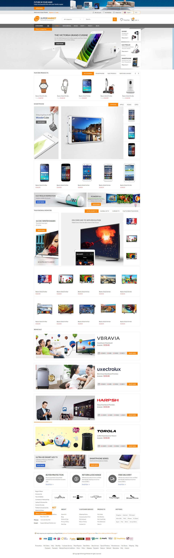Rozbudowany, responsywny sklep internetowy